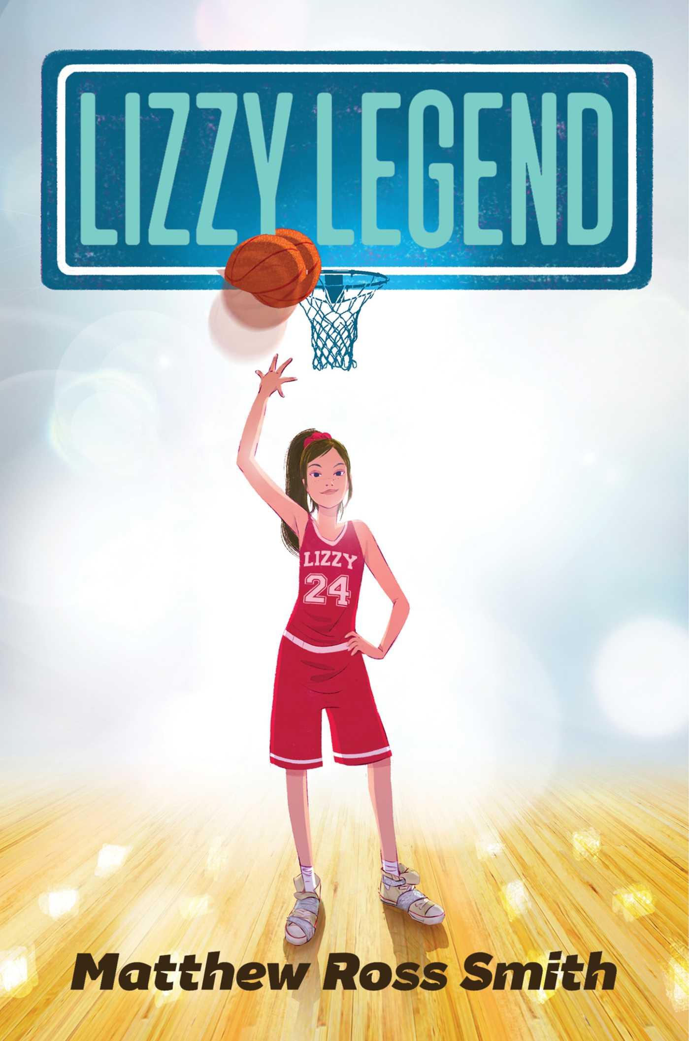 Lizzy legend 9781534420243 hr