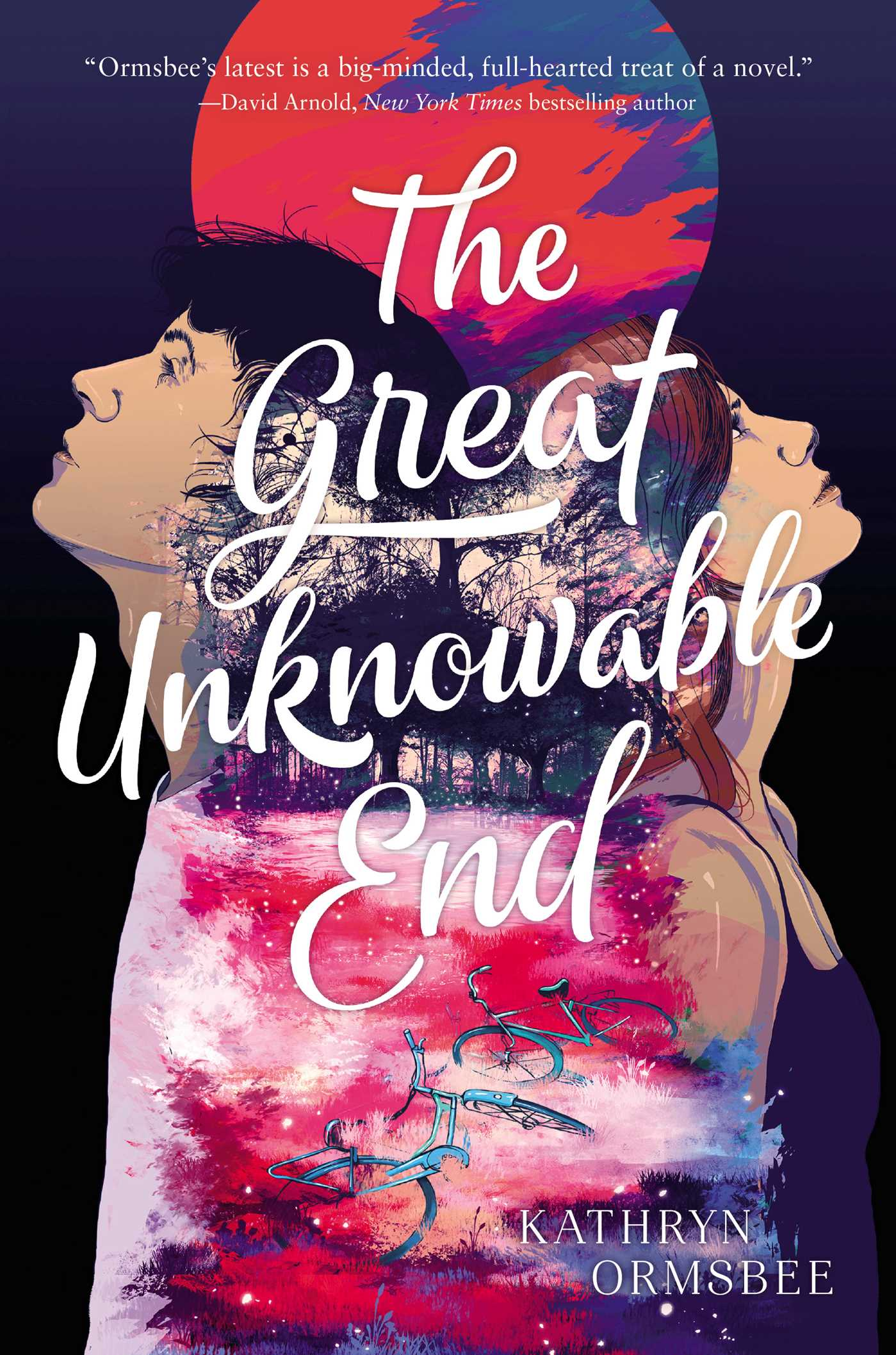 The great unknowable end 9781534420502 hr