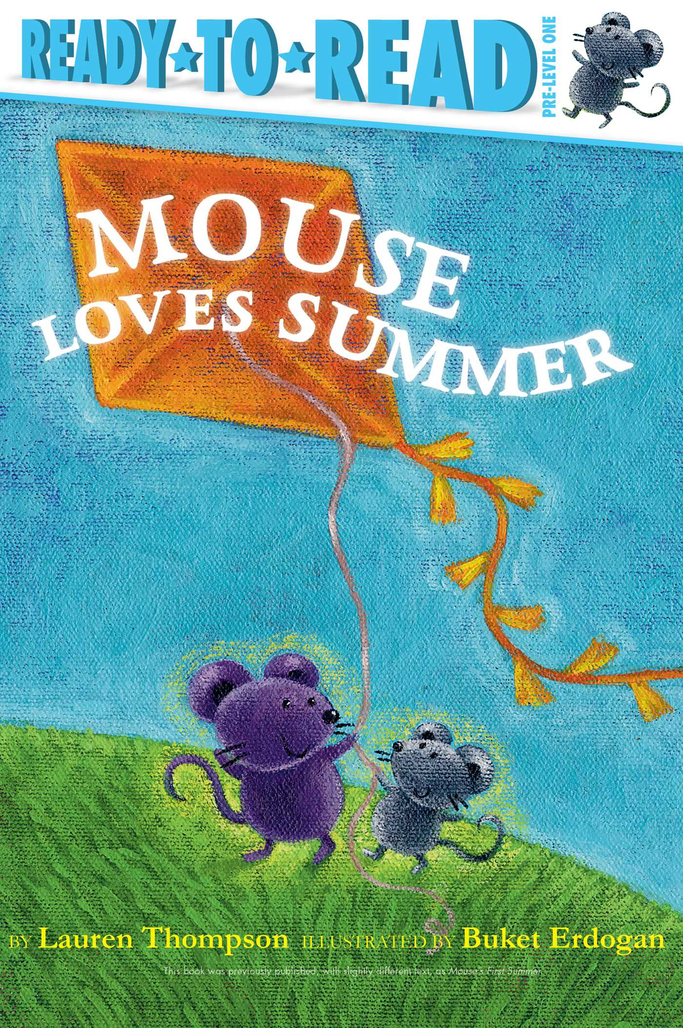 Mouse loves summer 9781534420564 hr