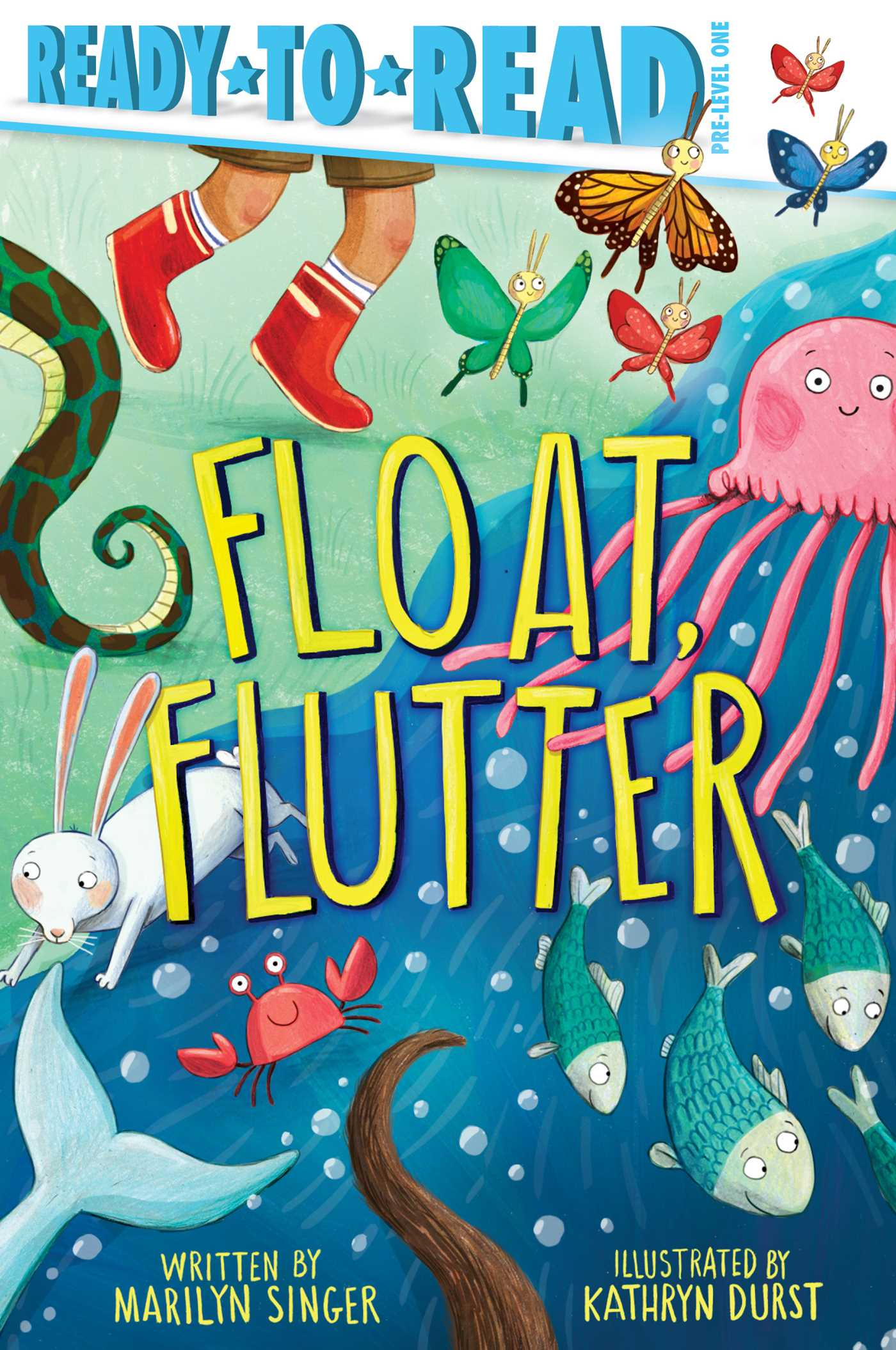 Float flutter 9781534421295 hr