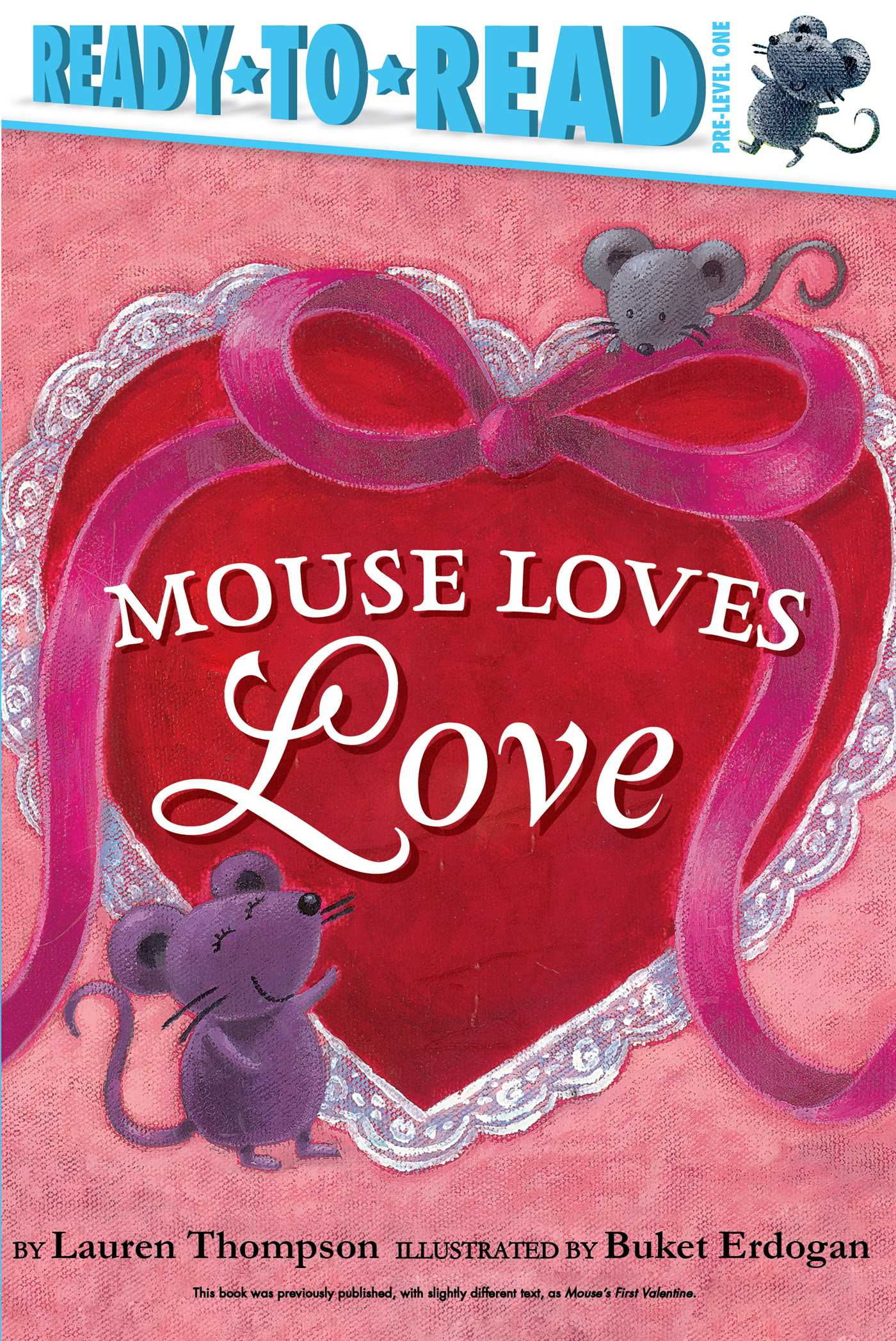 Mouse loves love 9781534421493 hr