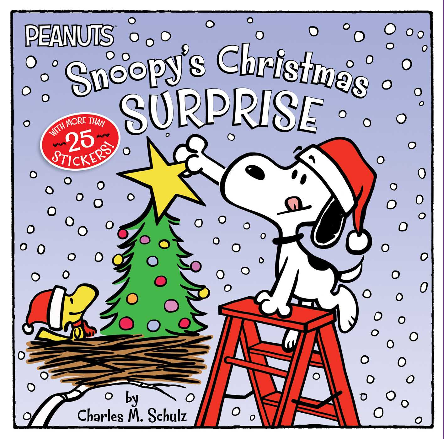 Snoopys christmas surprise 9781534421813 hr