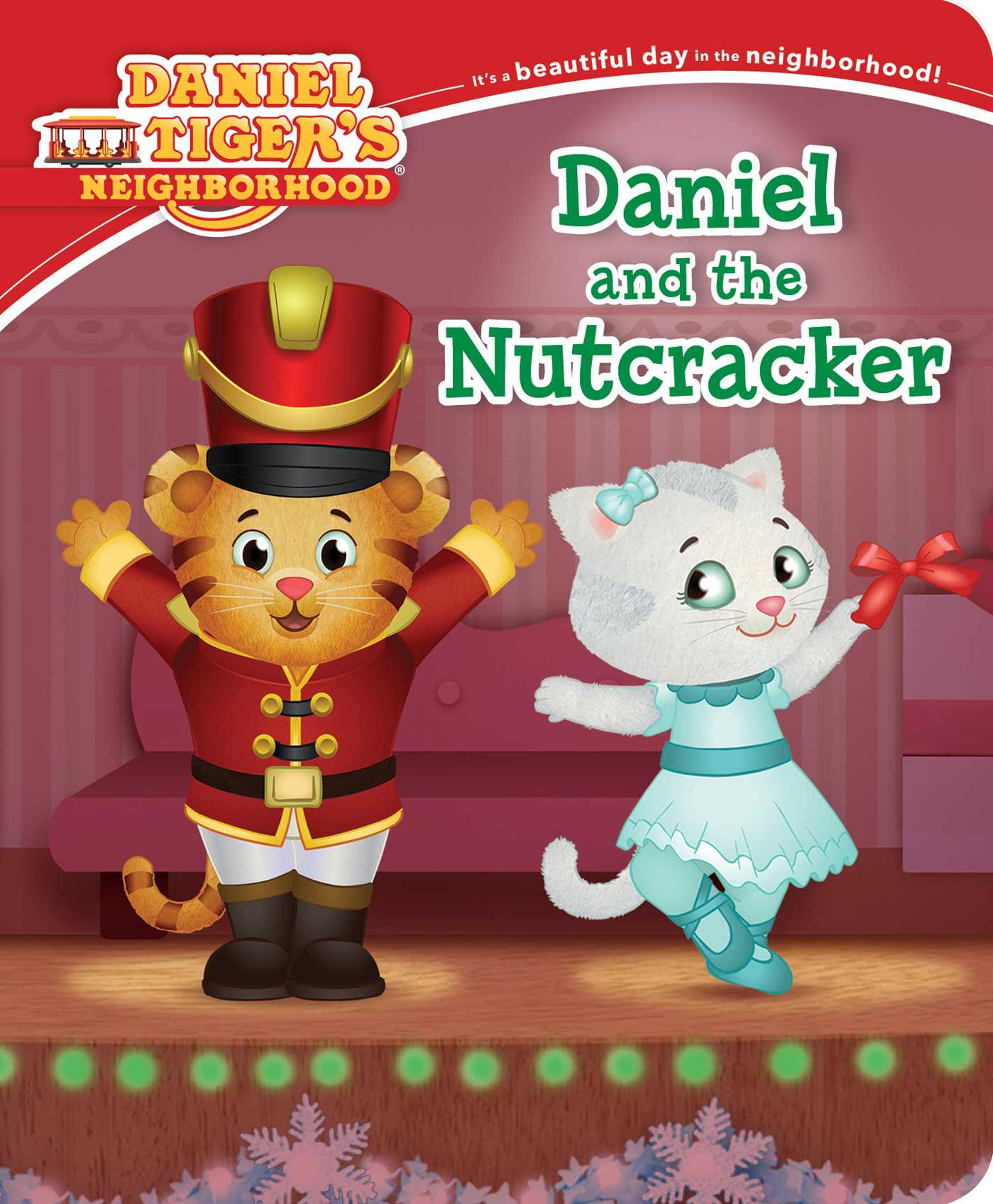 Daniel and the nutcracker 9781534422063 hr
