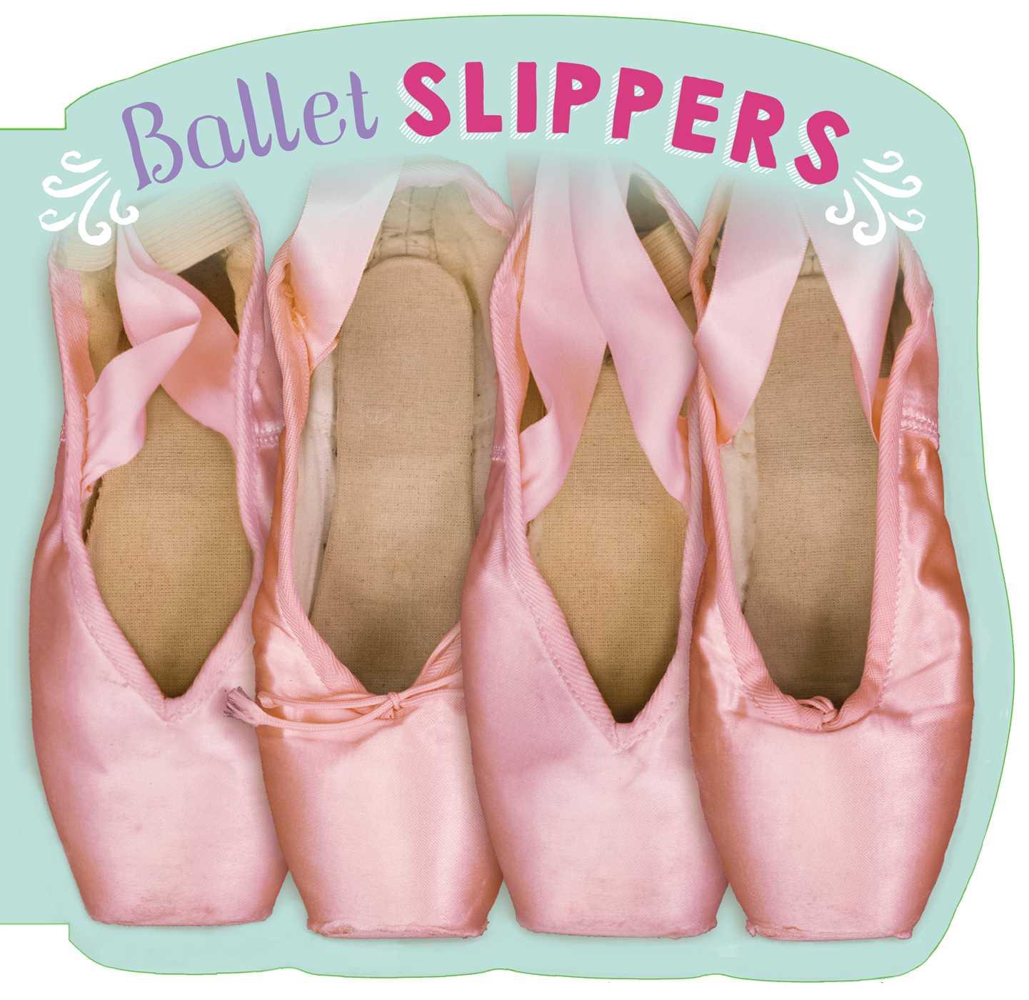 Ballet slippers 9781534422162 hr