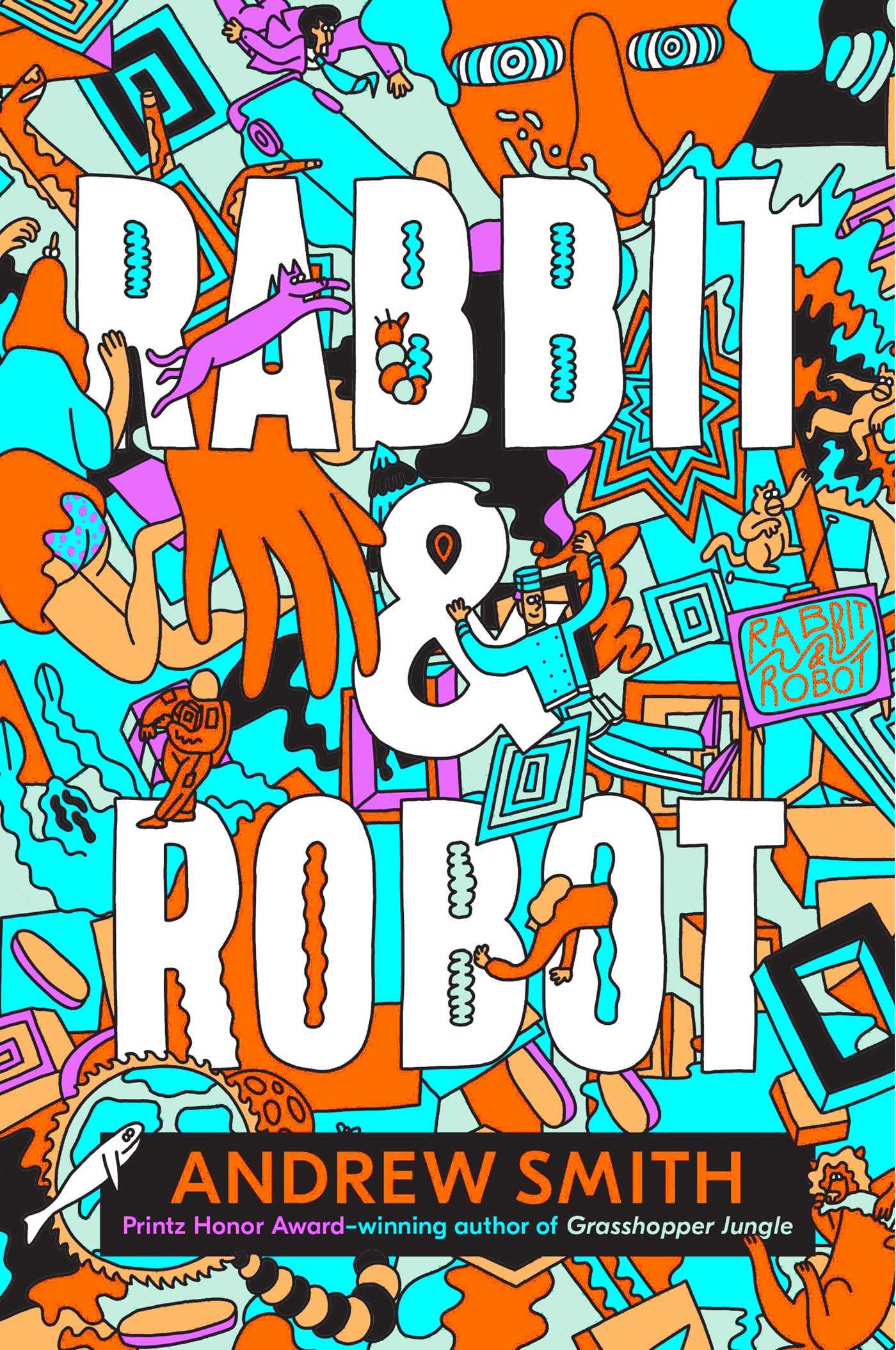 Rabbit robot 9781534422209 hr