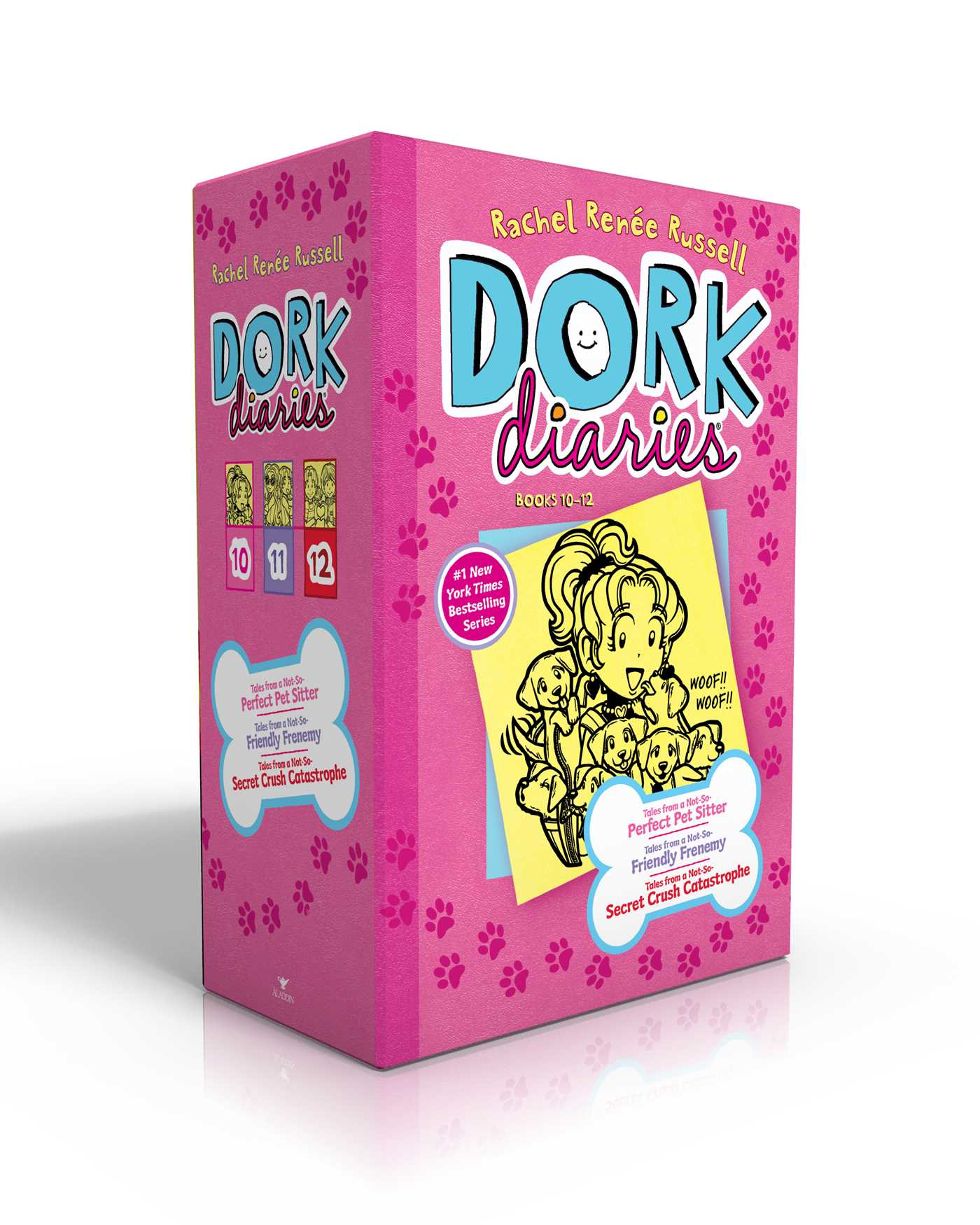 Dork diaries books 10 12 9781534424586 hr