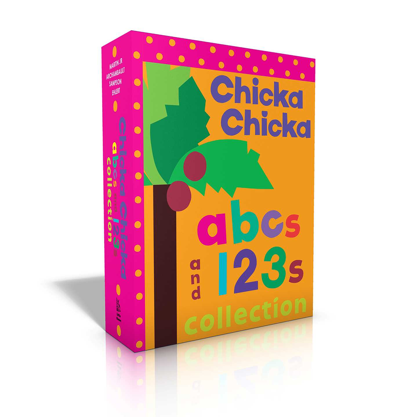 Chicka chicka abcs and 123s collection 9781534425200 hr