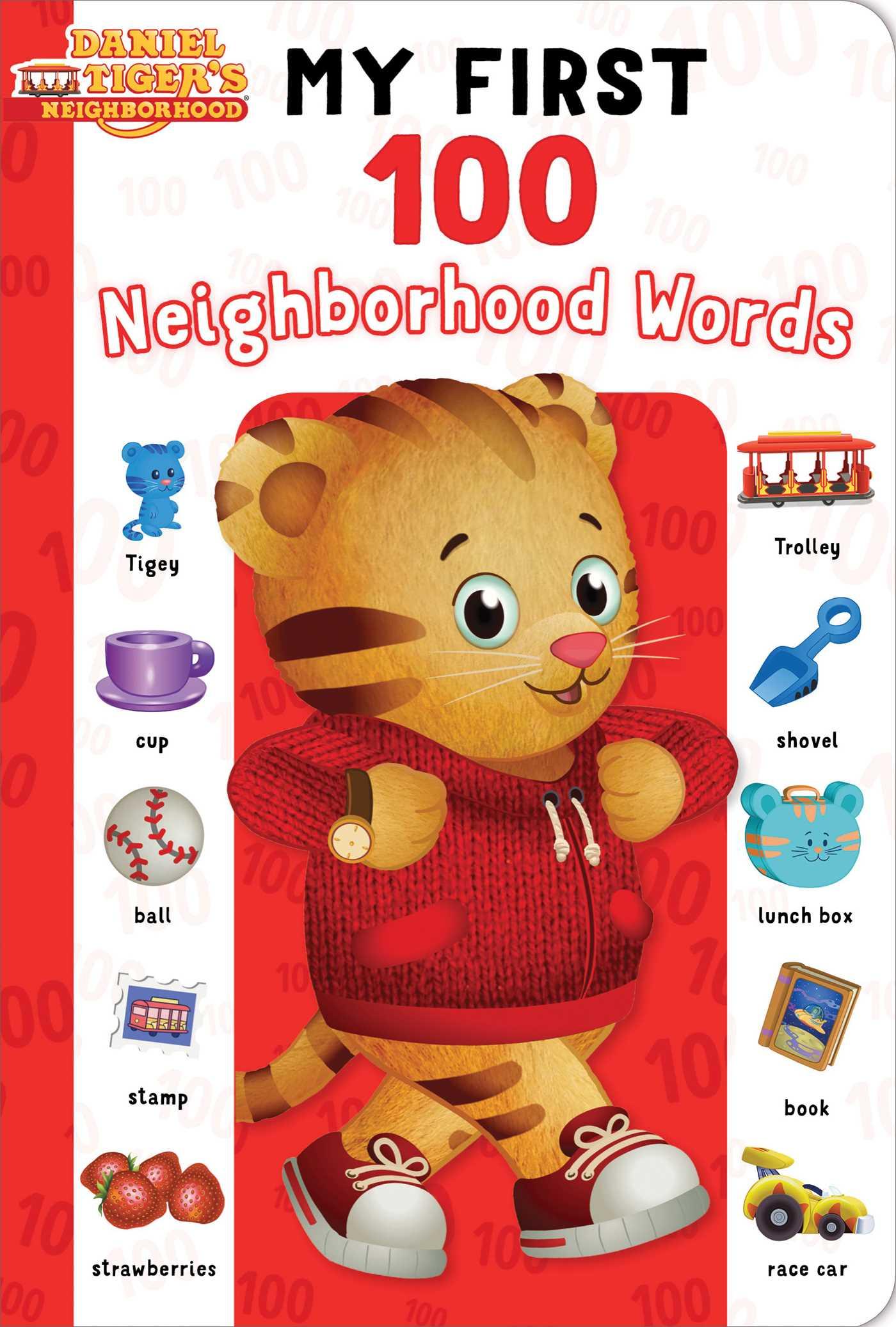 My first 100 neighborhood words 9781534425262 hr