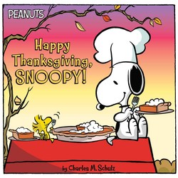 Happy Thanksgiving, Snoopy!