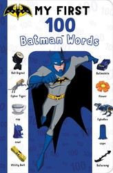 My First 100 Batman Words