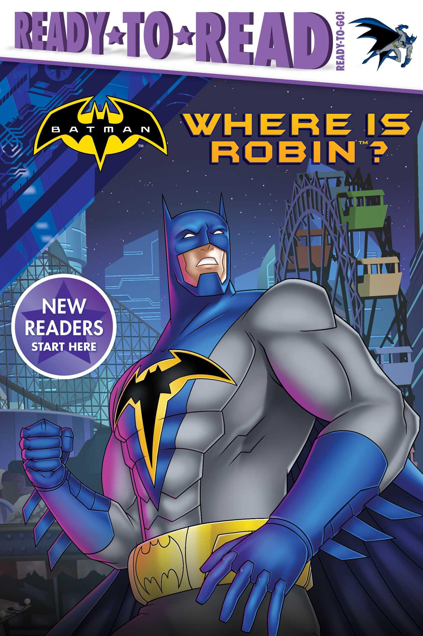 Where is robin 9781534425958 hr