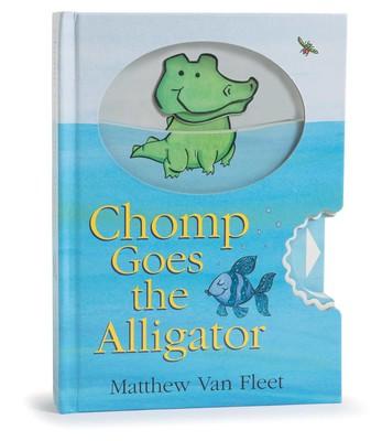 Chomp Goes the Alligator