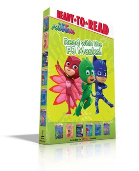 Read with the PJ Masks!