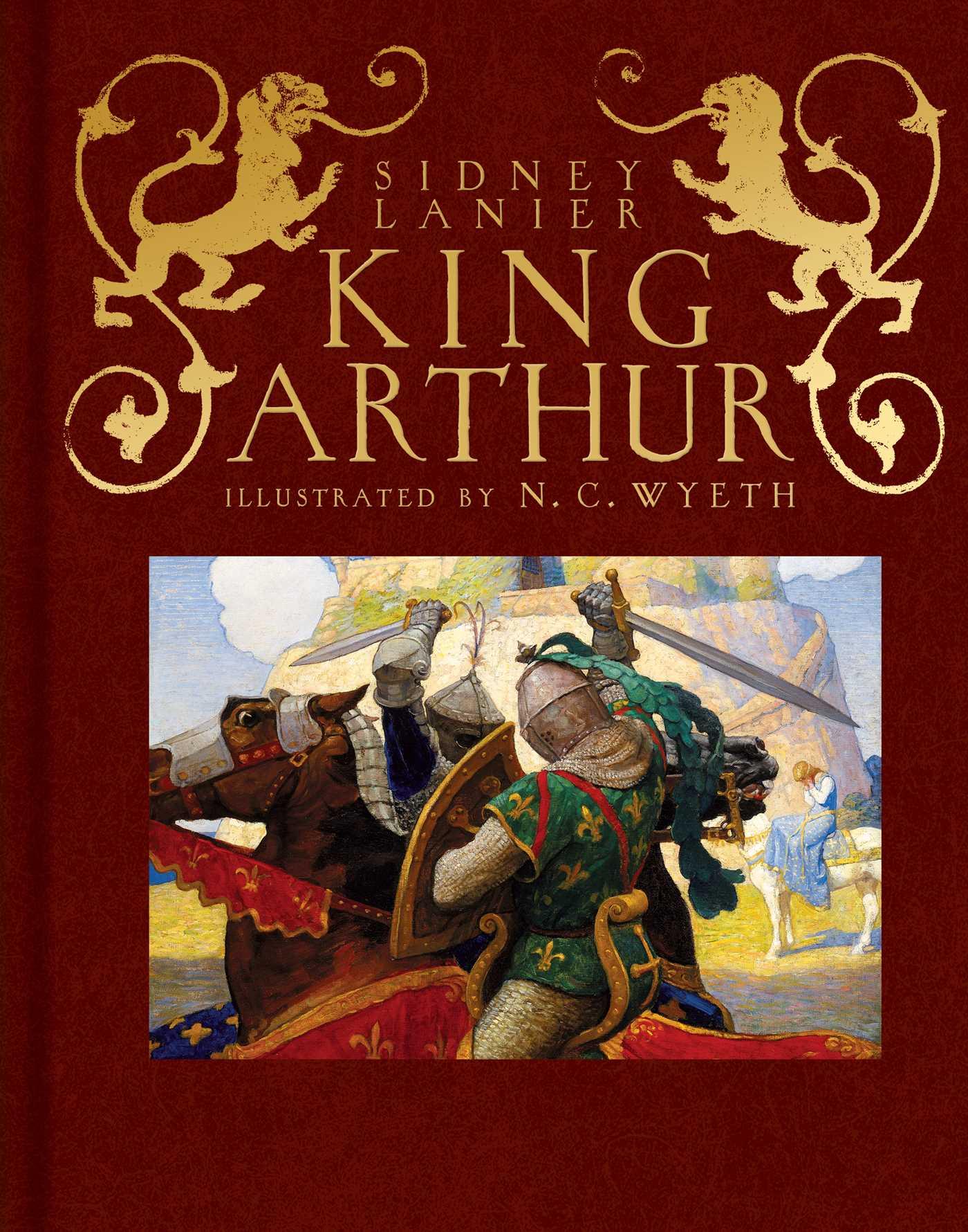 King arthur 9781534428416 hr