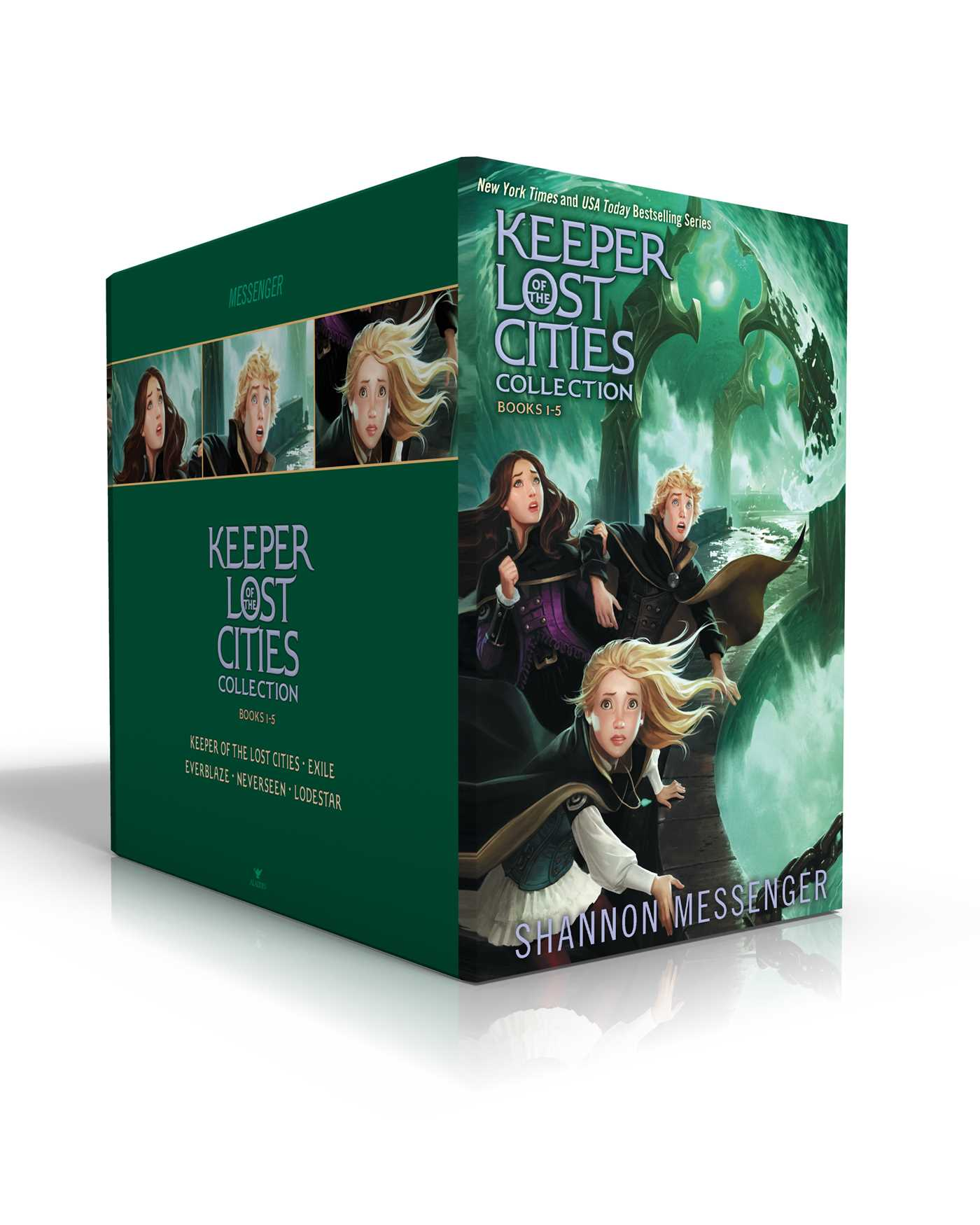 Keeper of the lost cities collection books 1 5 9781534428508 hr
