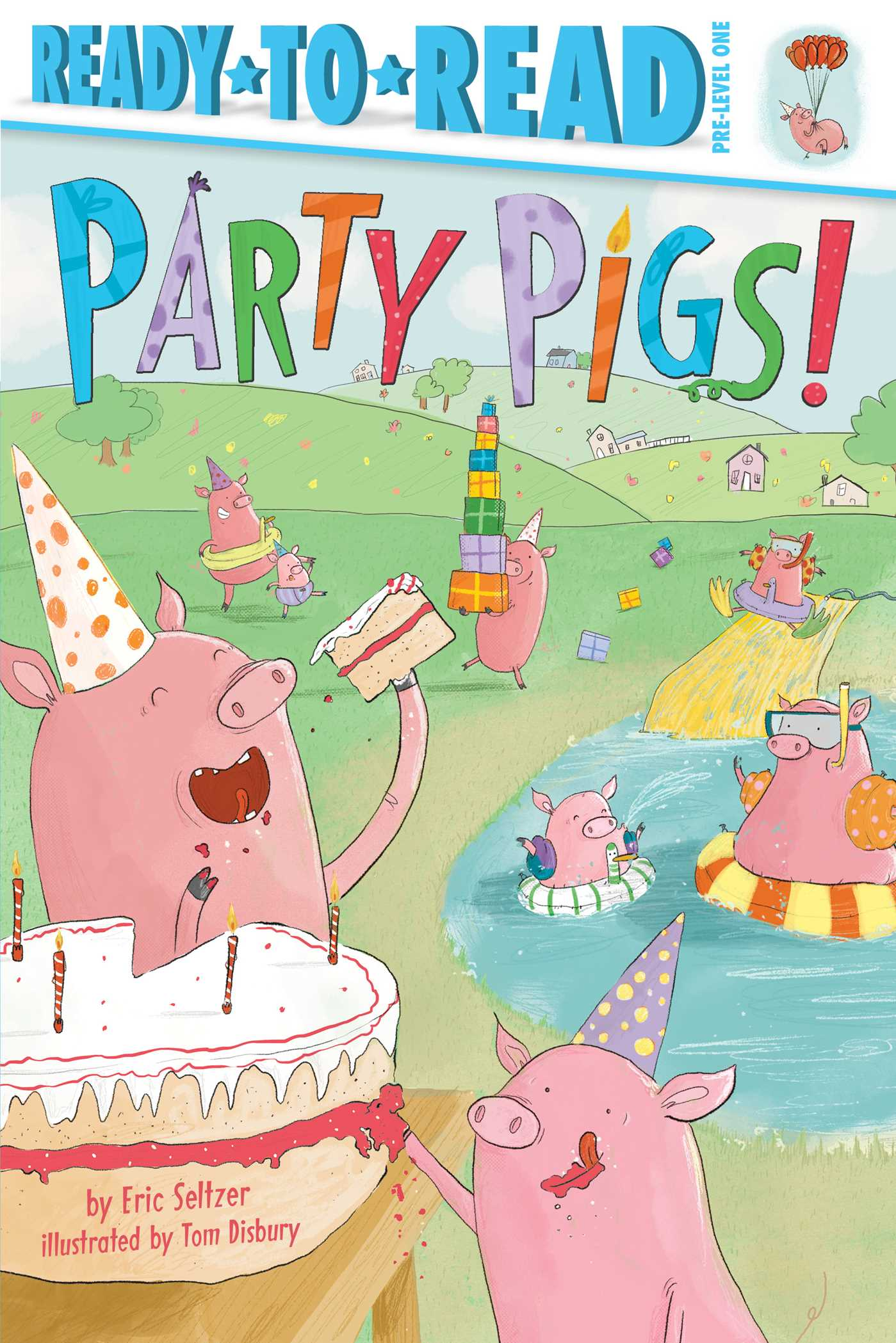 Party pigs 9781534428782 hr
