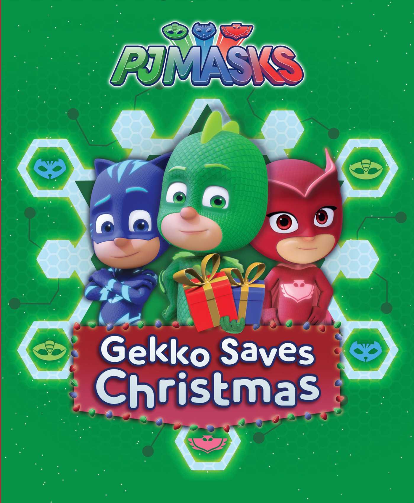 Gekko saves christmas 9781534428850 hr