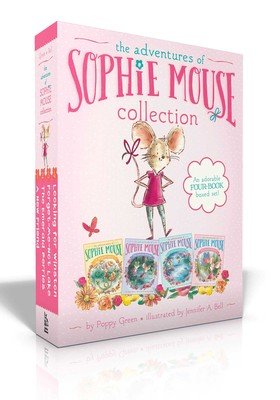 The Adventures of Sophie Mouse Collection