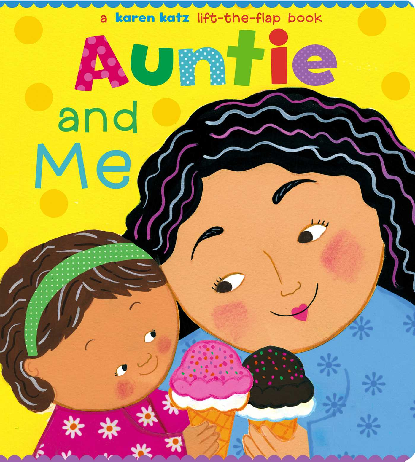 Auntie and me 9781534429239 hr