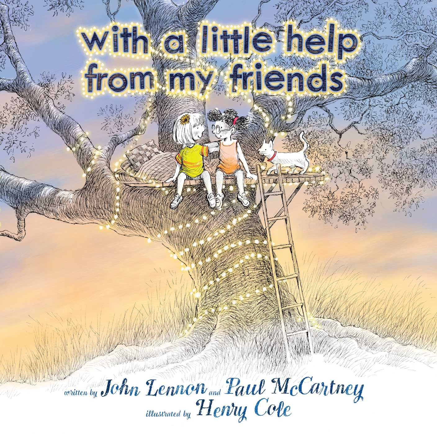 With a Little Help from My Friends | Book by John Lennon, Paul