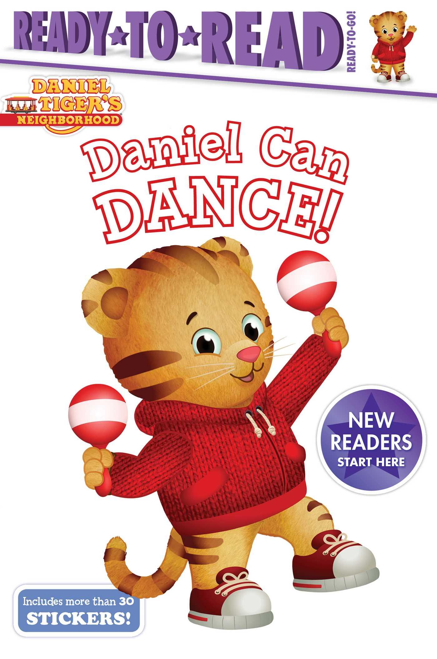 Daniel can dance 9781534430402 hr