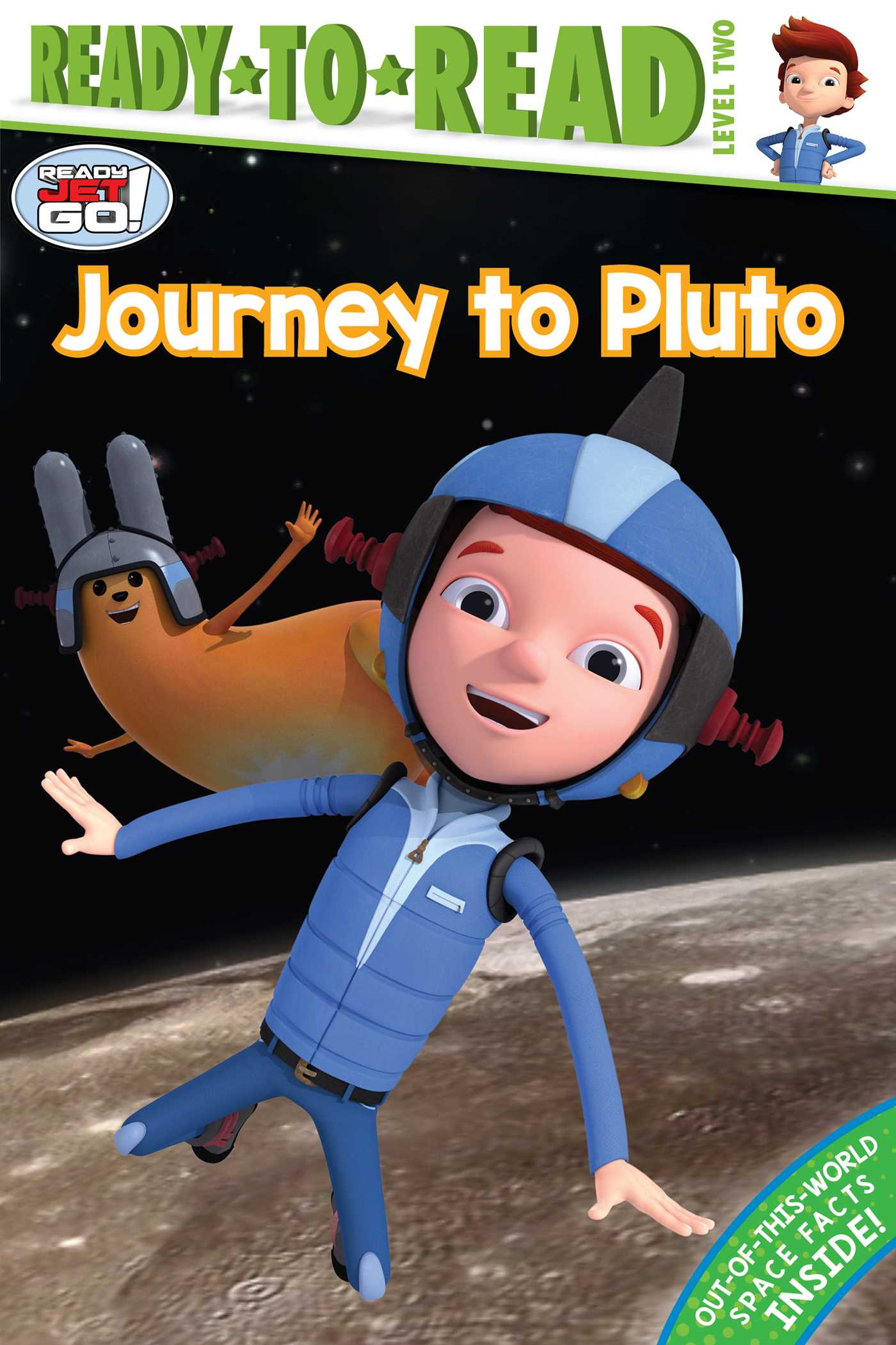 Journey to pluto 9781534430556 hr
