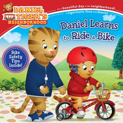 Daniel Learns to Ride a Bike