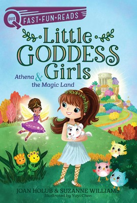 Athena Amp The Magic Land Book By Joan Holub Suzanne