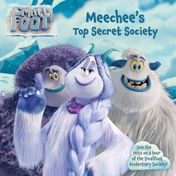 Meechee's Top Secret Society