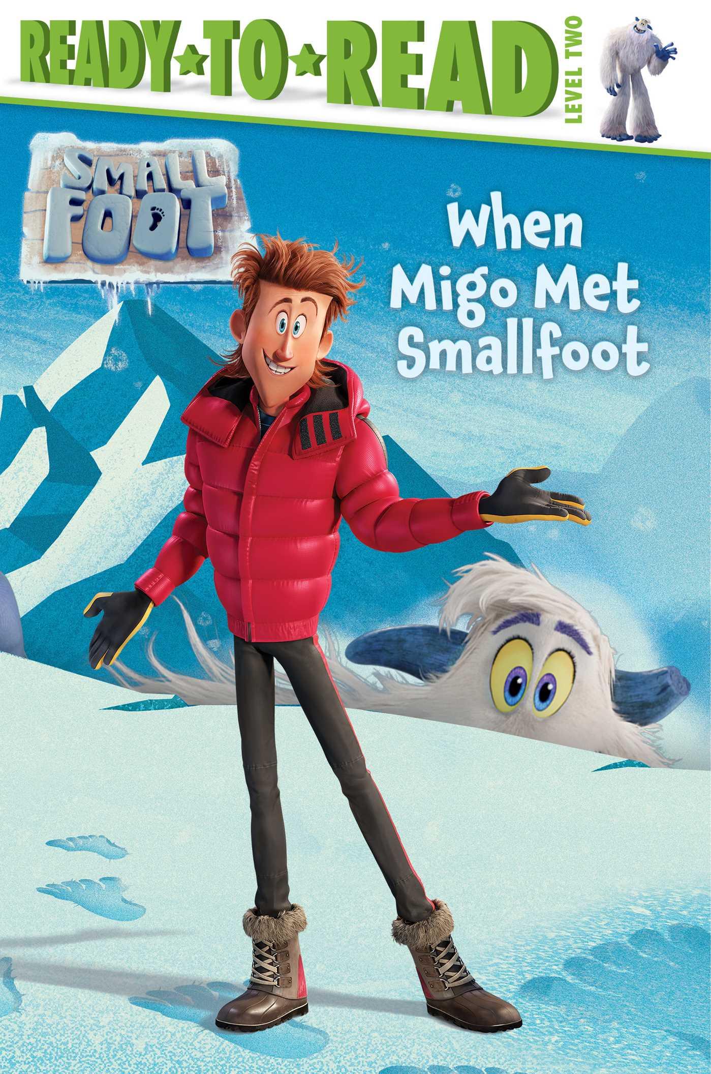 When migo met smallfoot 9781534431720 hr
