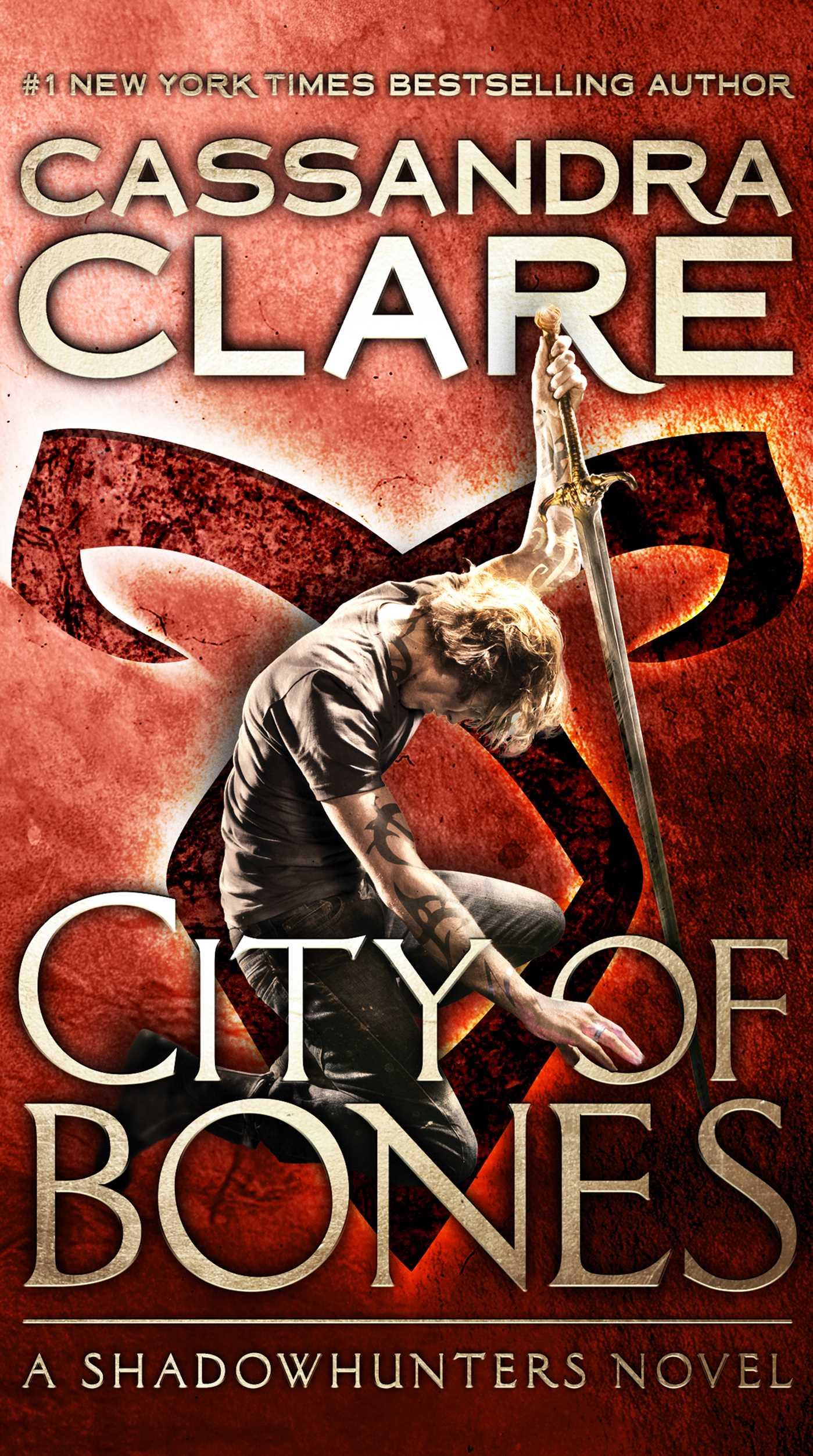 City of bones 9781534431782 hr