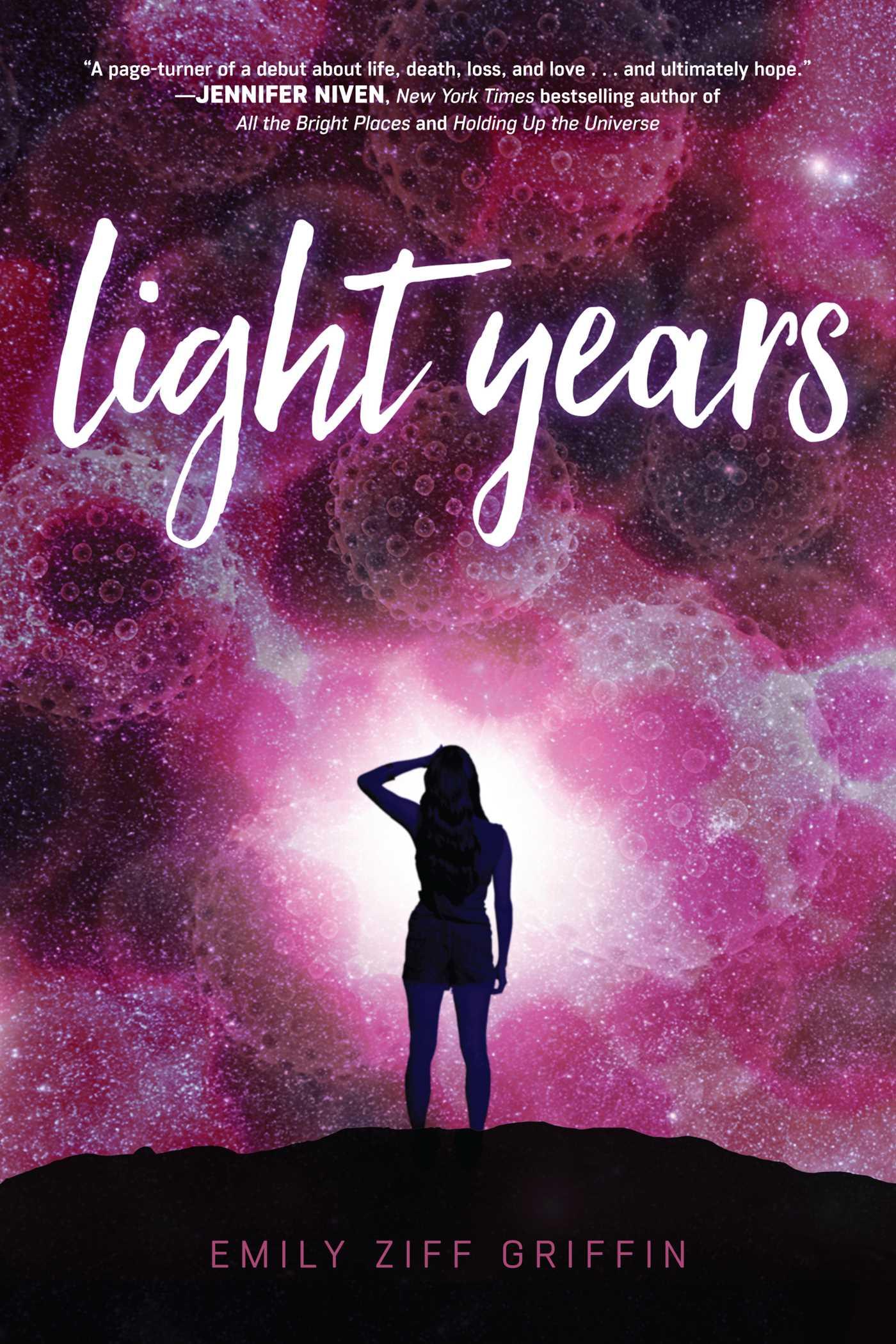Light years 9781534431843 hr