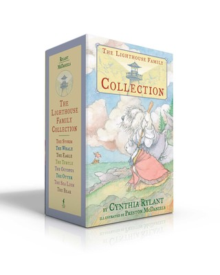 The Lighthouse Family Collection Book By Cynthia Rylant Preston