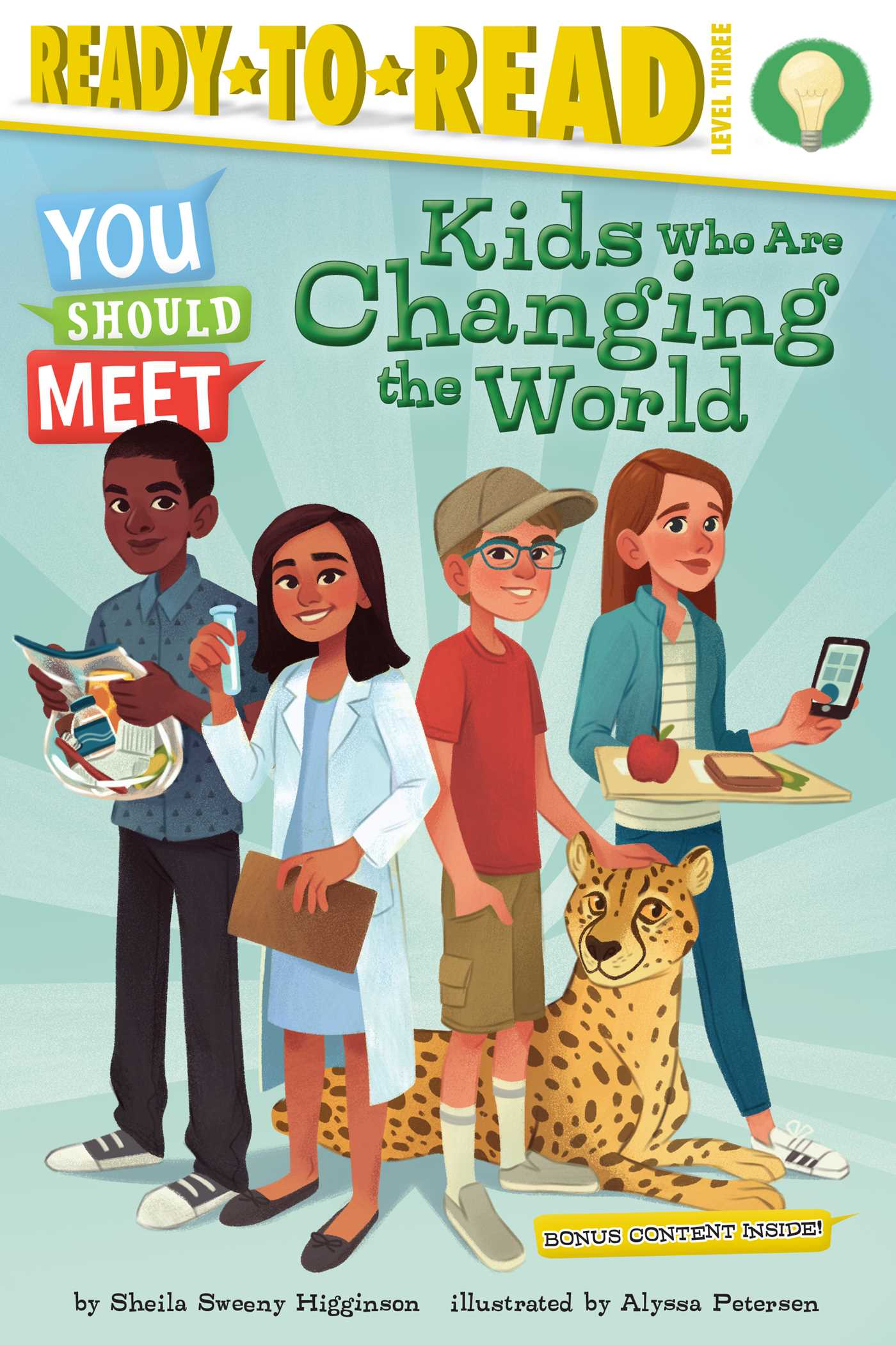 Kids who are changing the world 9781534432147 hr