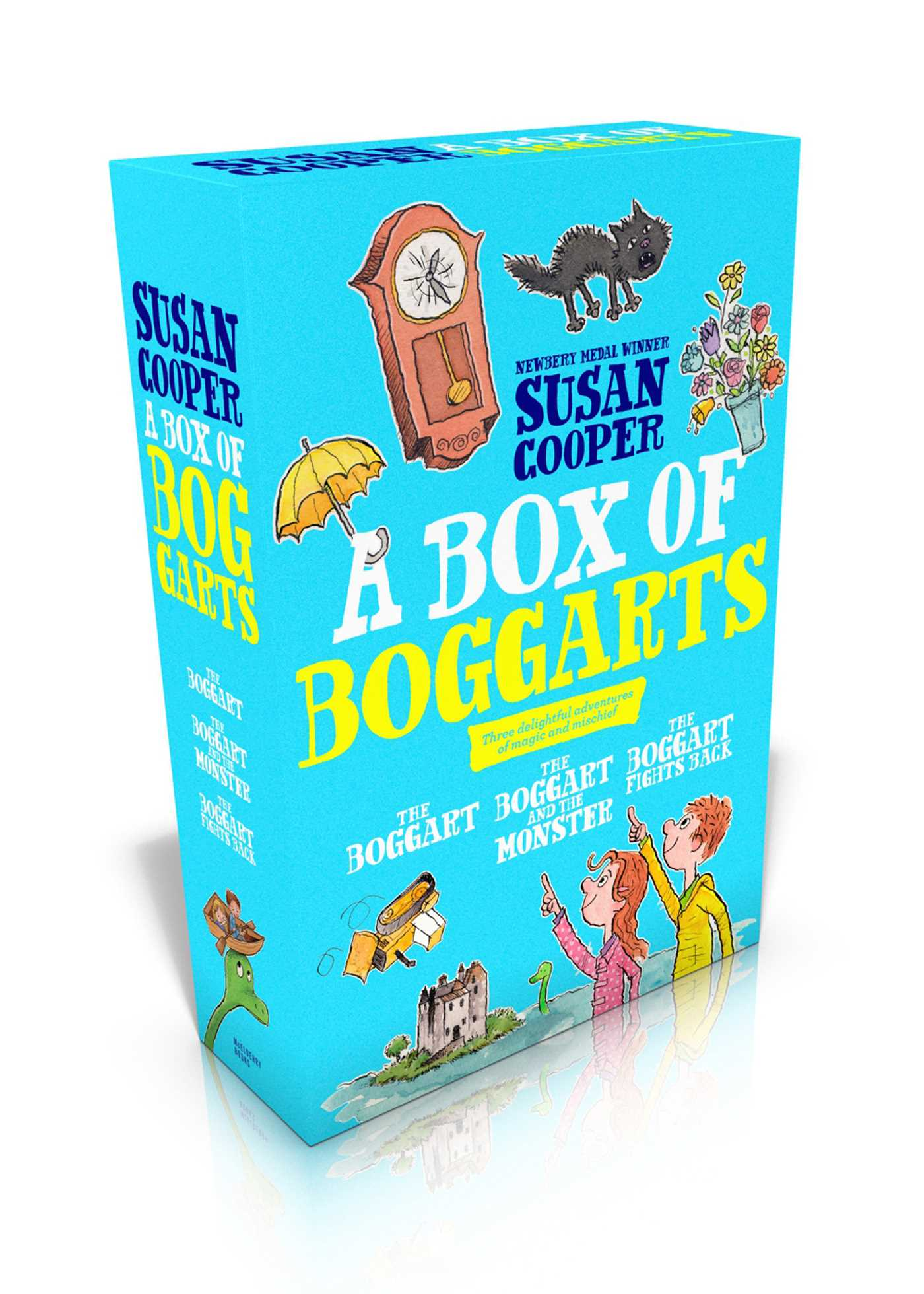 A box of boggarts 9781534432901 hr