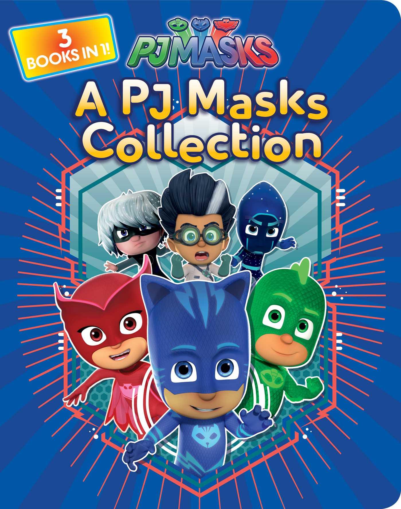 The pj masks collection 9781534433663 hr