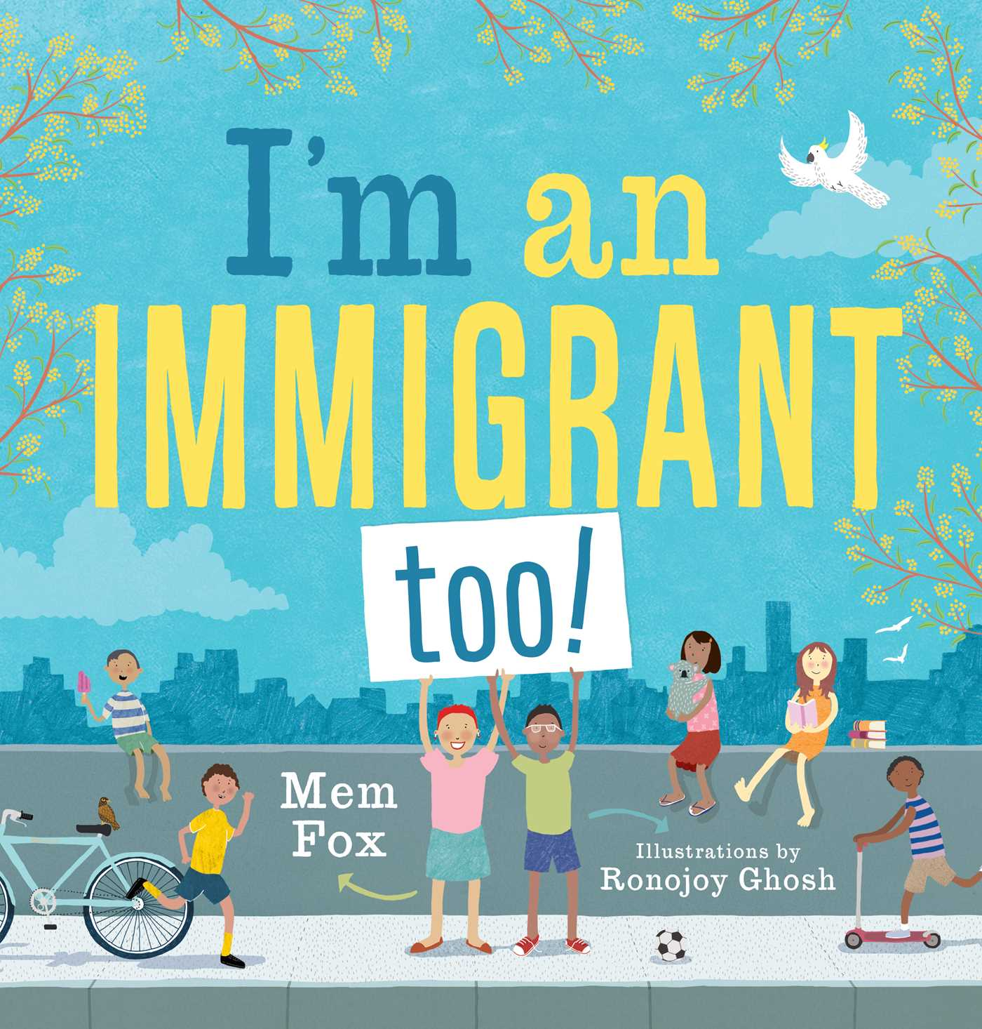 Im an immigrant too 9781534436022 hr