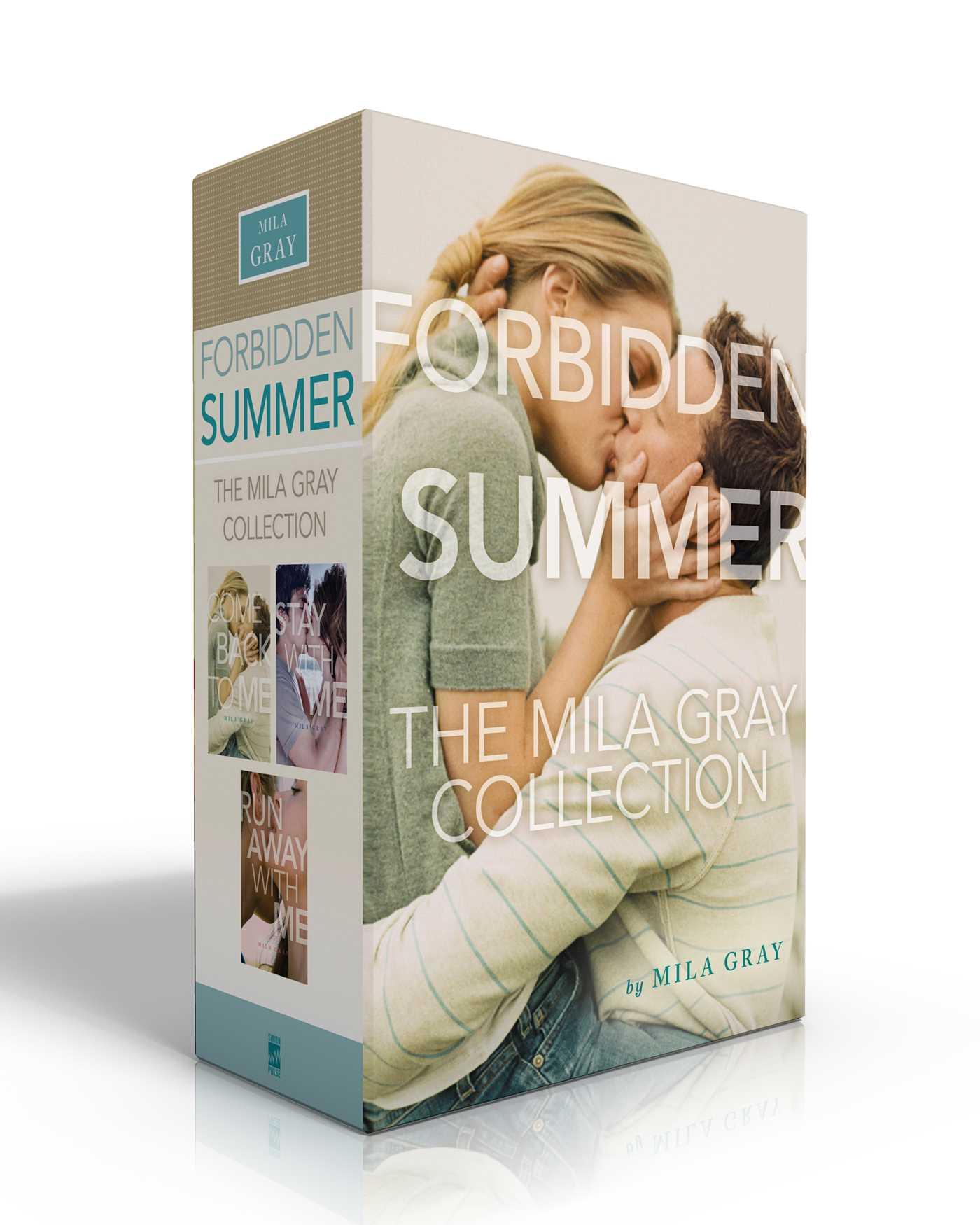 Forbidden summer the mila gray collection 9781534437418 hr