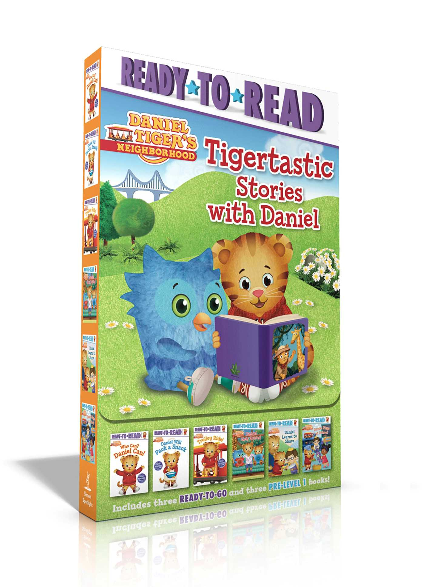 Tigertastic stories with daniel 9781534437777 hr