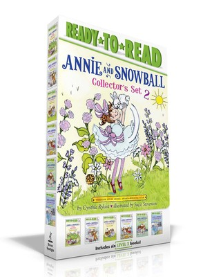 Annie and Snowball Collector's Set 2