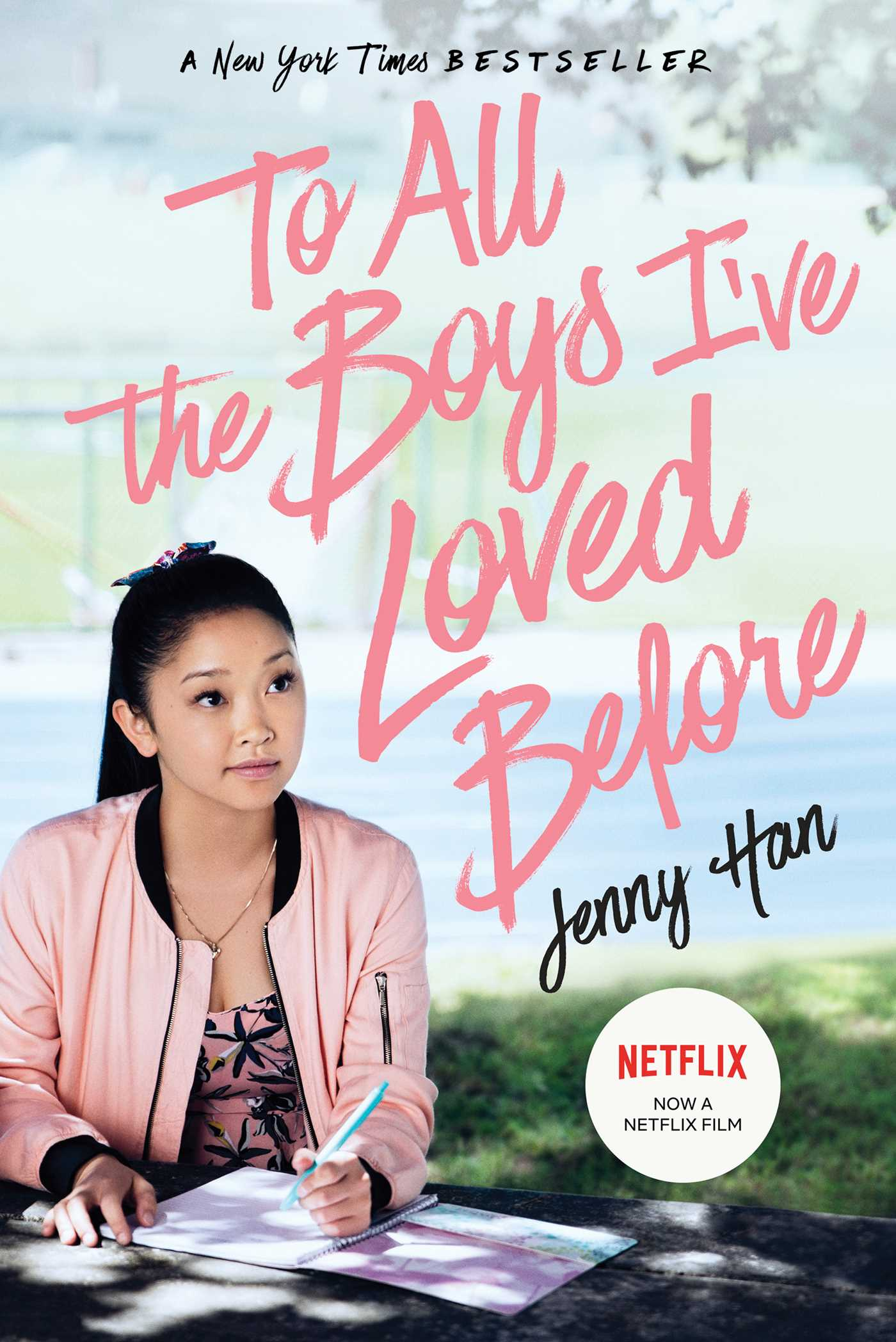 The Summer I Turned Pretty Book Cover Models ~ To all the boys i ve loved before book by jenny han