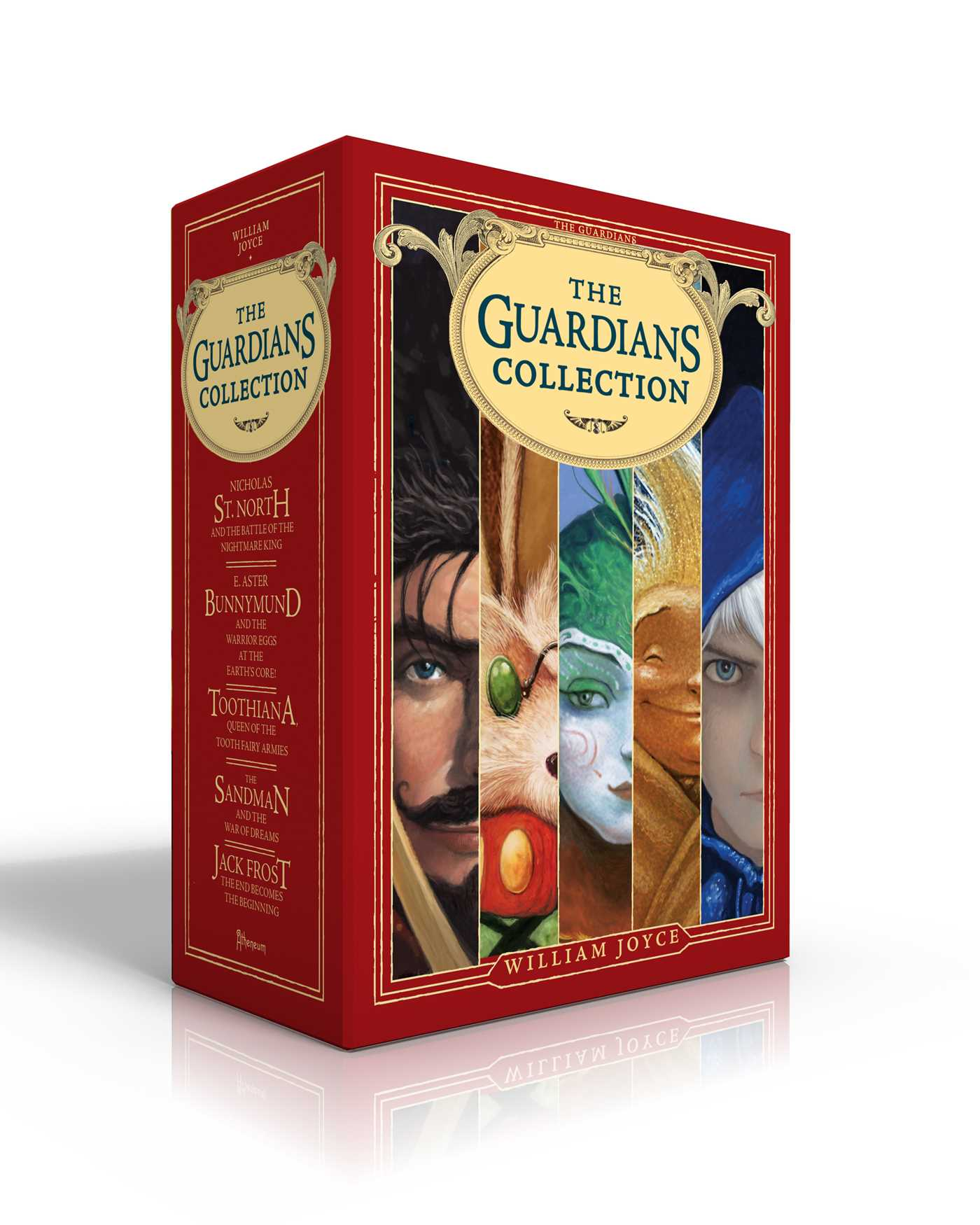 The guardians all five epic adventures 9781534440012 hr