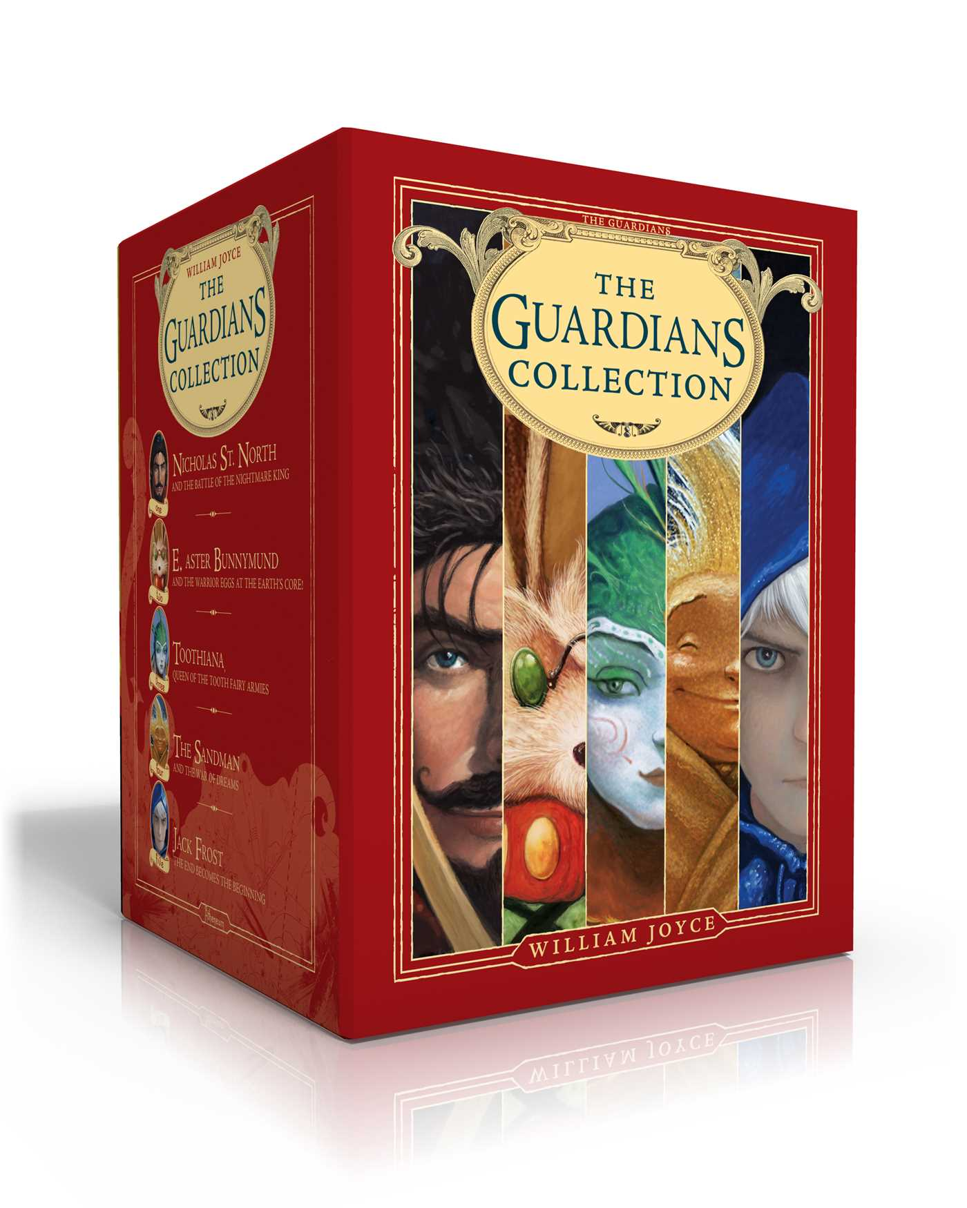 The guardians collection 9781534440012 hr