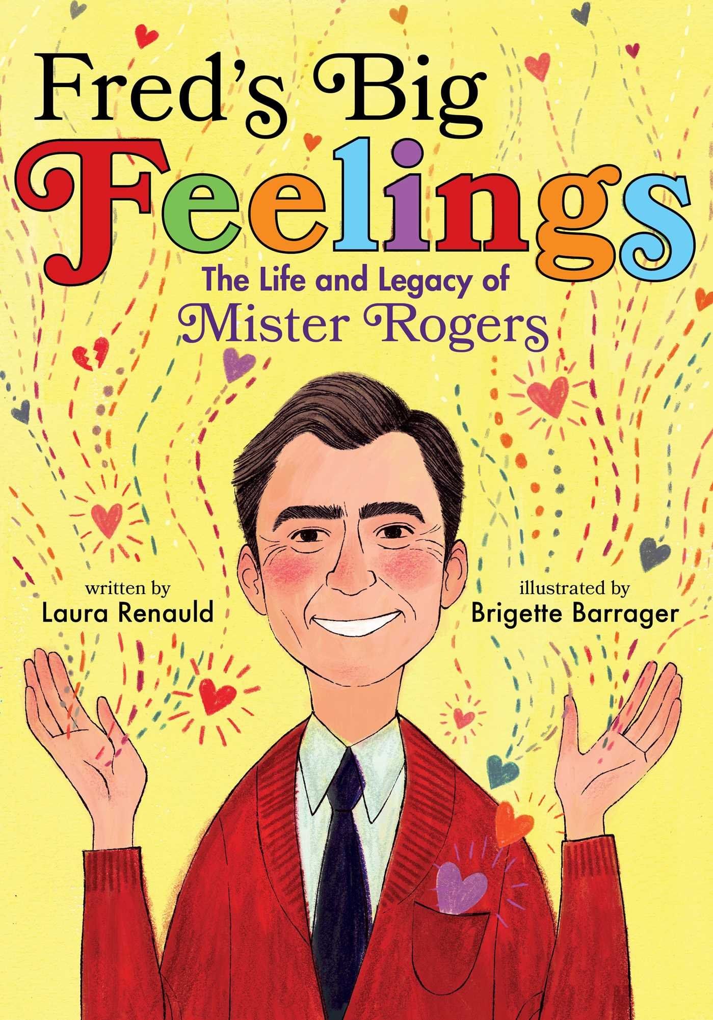 Fred S Big Feelings Book By Laura Renauld Brigette Barrager Official Publisher Page Simon Schuster