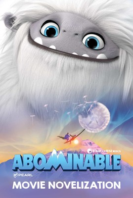 Abominable Movie Novelization Book By Tracey West