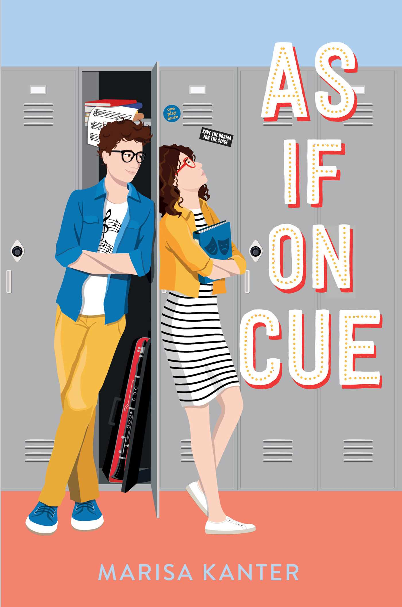 As If on Cue | Book by Marisa Kanter | Official Publisher Page | Simon &  Schuster