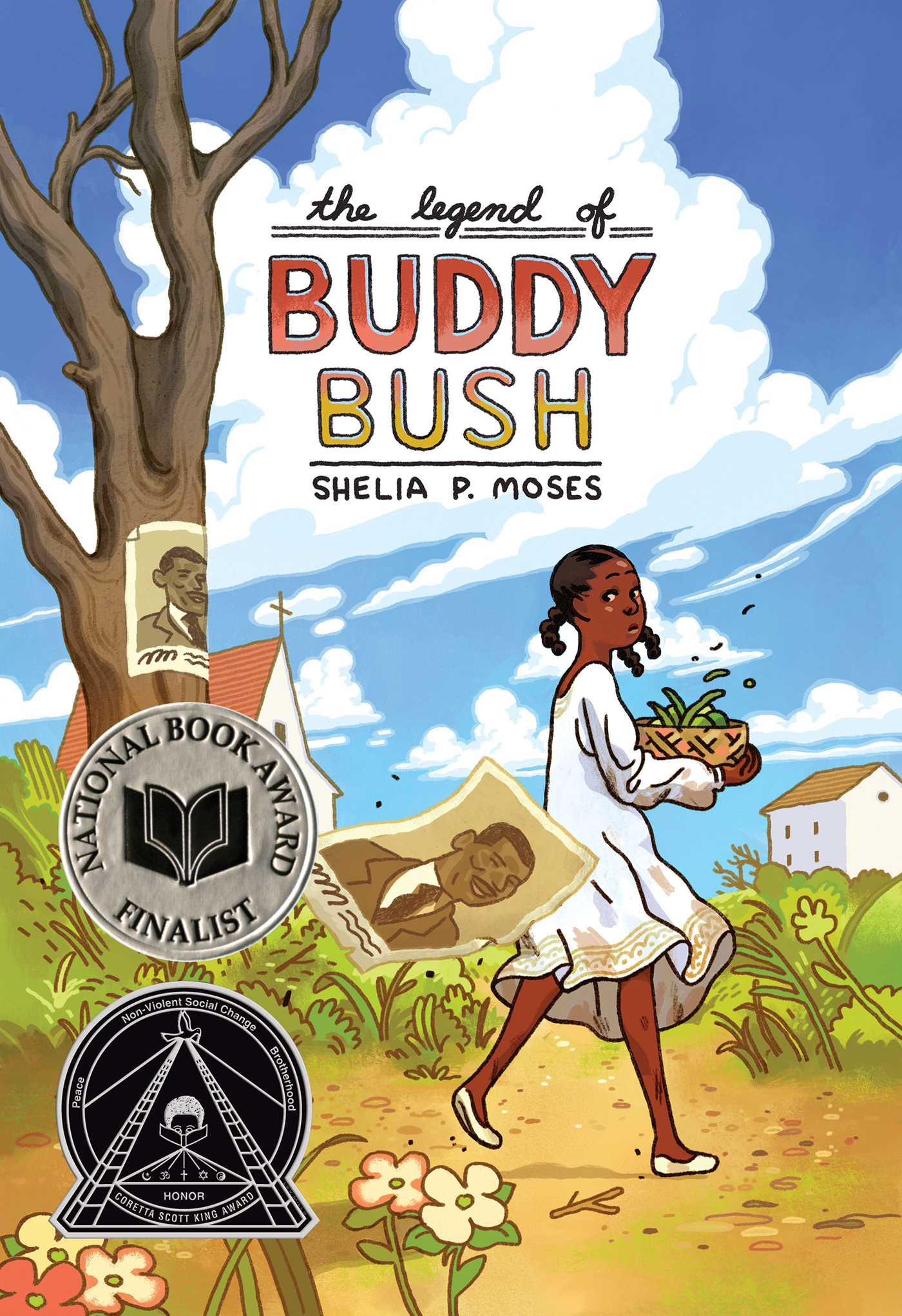 The Legend of Buddy Bush   Book by Shelia P  Moses