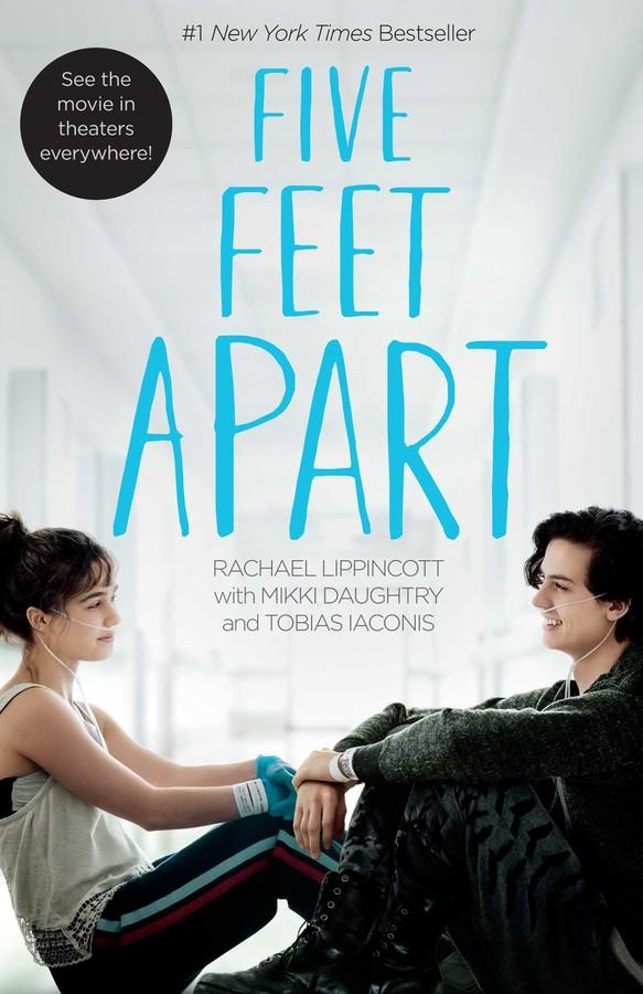 Five Feet Apart | Book by Rachael Lippincott, Mikki Daughtry