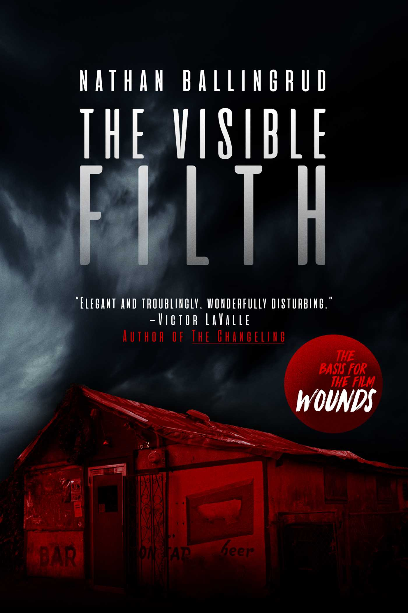 The Visible Filth eBook by Nathan Ballingrud | Official