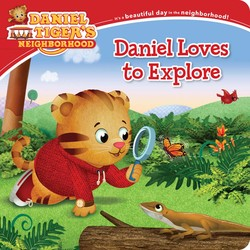 Daniel Tiger's Neighborhood Books by Alexandra Cassel